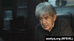 Эколог Мэлс Елеусізов.