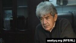 Мэлс Елеусизов, лидер экологического движения «Табигат». Алматы, 20 октября 2016 года.