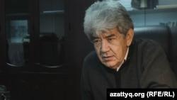 Мэлс Елеусизов, председатель экосоюза «Табигат».