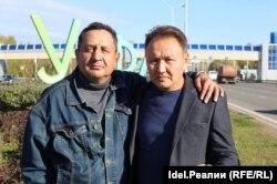 Роберт Загреев и Айрат Дильмухаметов