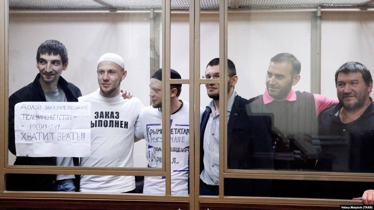 «Репрессивная машина на полной скорости»: о приговоре в ялтинской «делу Хизб ут-Тахрир»