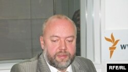 Павел Крашенинников в студии Радио Свобода