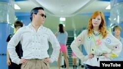 """Кадр из клипа """"Gangnam Style"""", который при бюджете в 10 тысяч долларов стал более популярным, чем все видео Russia Today вместе взятые"""