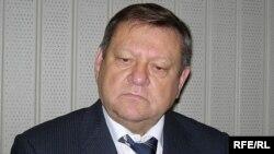 Губернатор Ленинградской области Валерий Сердюков
