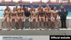 Mакедонската ватерполо репрезентација. Кфалификација за Олимписки Игри во Лондон 2012.
