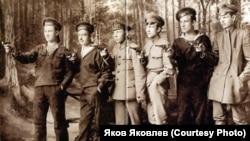 Уральские большевики. 1918 год. Из фондов Музея природы и человека (Ханты-Мансийск)