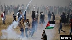 Пратэсты ў сэктары Газа, 15 траўня 2019