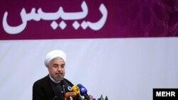 Իրանի նորընտիր նախագահ Հասան Ռոհանի, հուլիս, 2013թ․