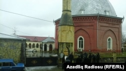 Quba Cümə məscidində bomba həyəcanı