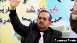 رئيس مجلس محافظة كركوك حسن توران