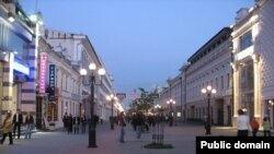 Казанның Бауман урамы