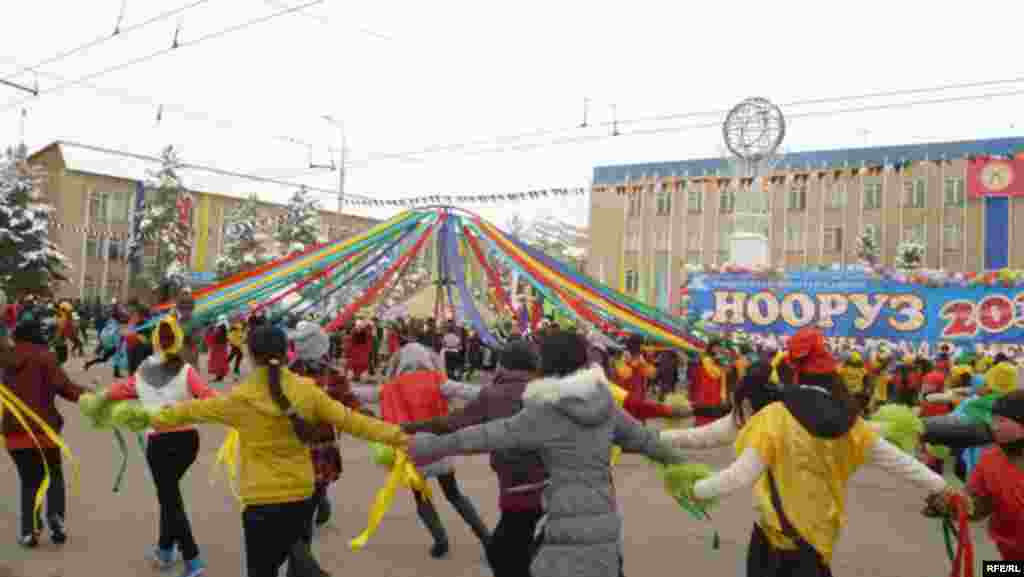 Празднование Нооруза в регионах #7