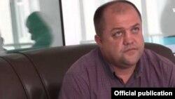 Джурахон Нусратуллозода после ареста сотрудниками антикоррупционного ведомства