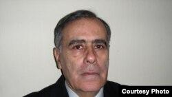 الناشط الكردي السوري خالد حقي