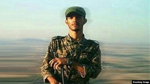 مجید قربانخانی، یکی از قربانیان اخیر درگیریهای سوریه میان ارتش بشار اسد و مخالفان مسلح وی.