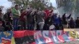 Росія мітить анексовану територію (відео)