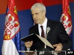 Boris Tadić raspisao izbore za 6. maj, Beograd, 13. mart 2012.