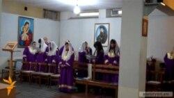 Շիրակի մարզի կաթոլիկ համայնքը նշում է Քրիստոսի ծնունդը