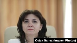 Monica Anisie, ministrul Educației în România