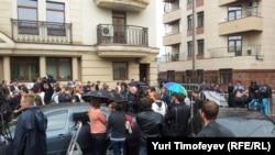 Хамовнический суд VS Pussy Riot