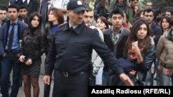 Bakıda NİDA-çıların məhkəməsi - 2013