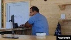 Депутат правящей парламентской фракции «Мой шаг» Айк Саргсян в зоне отдыха «Спитак Шоржа»