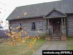 Сядзіба-музэй Гарэцкага ў Малой Багацькаўцы
