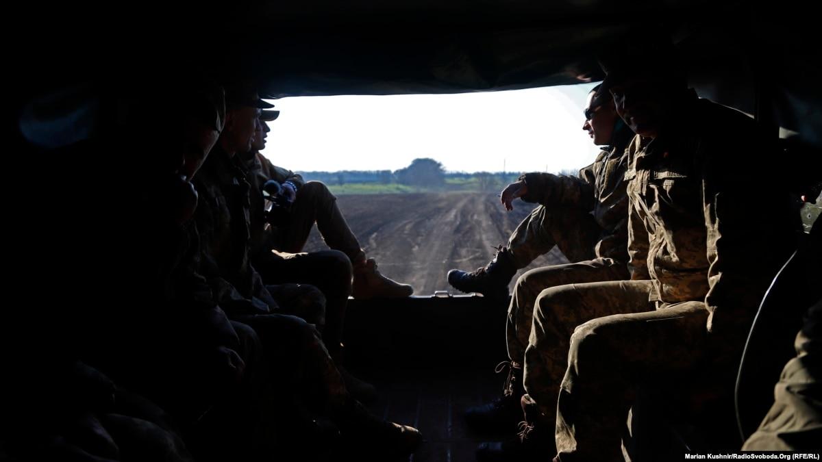 Боевики восемь раз нарушили «режим тишины» на Донбассе – штаб