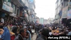 آرشیف، عدم رعایت توصیه های صحی از سوی باشنده های شهر کابل