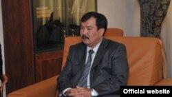 Генеральный прокурор Асхат Даулбаев. Фото с сайта генеральной прокуратуры. Астана, 27 июля 2012 года.