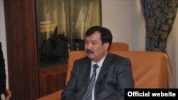 Бывший генеральный прокурор Казахстана Асхат Даулбаев, член Конституционного совета Казахстана.