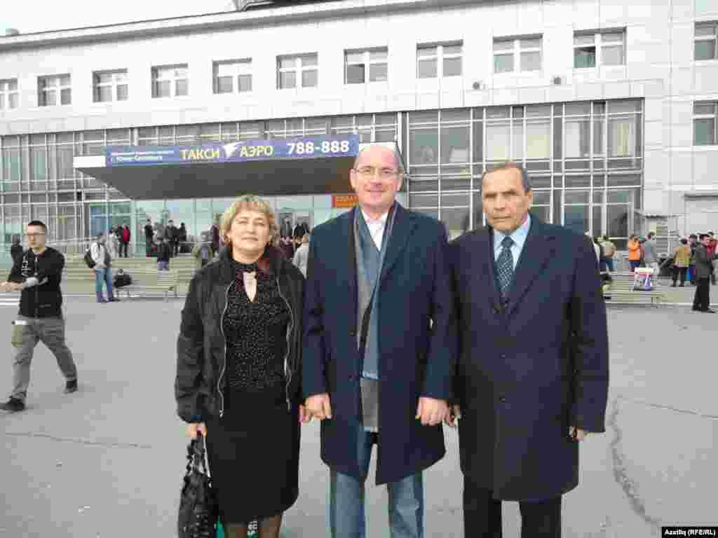 Ира Таҗиева, Ирек Шәрипов, Динур Шәймәрданов