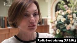 Виконувачка обов'язків заступника голови Національного банку України Катерина Рожкова