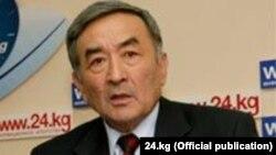 Мамат Орозбаев.