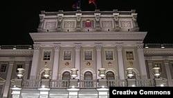 Здание Законодательного собрания Петербурга