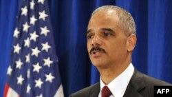 Prokurori i përgjithshëm i SHBA-së, Erik Holder