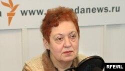 Секретарь Союза комитетов солдатских матерей Валентина Мельникова