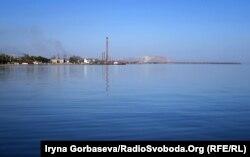 Мариуполь, Азовское море