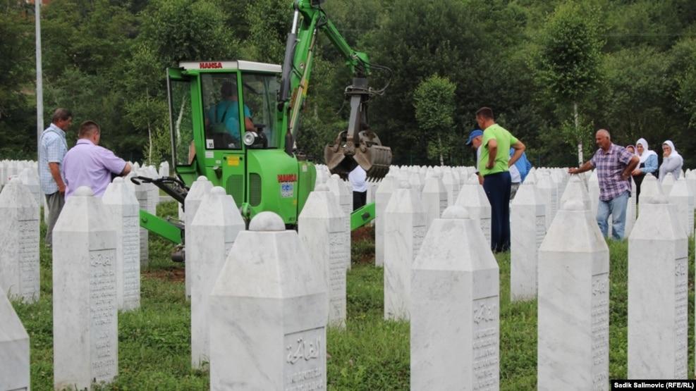 Srebrenica - Potočari