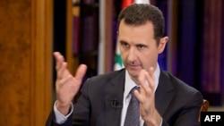 Башар аль-Асад, архівне офіційне фото