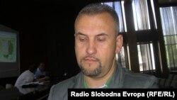 Фарук Бељули од Центарот за управување со кризи од Скопје.