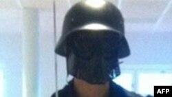 Фотография человека, совершившего вооруженное нападение в шведской средней школе