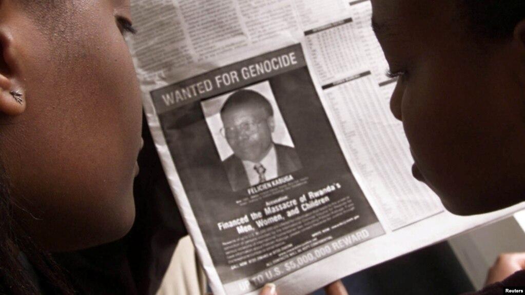 Во Франции арестован Фелисьен Кабуга - за геноцид в Руанде