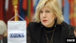 Дуня Міятович, представник ОБСЄ з питань свободи ЗМІ