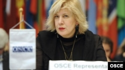 "OSCE Representative on Freedom of the Media Dunja Mijatovic urged the Uzbek authorities ""to ensure journalists' safety and safeguard the freedom of the media."""