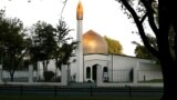 A view of the Al Noor Mosque on Deans Avenue in Christchurch, New Zealand, taken in 2014