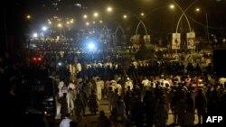 Исламабад, 20.08.2014