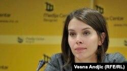 Milica Kostić, foto: Vesna Anđić