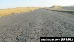 Aşgabat-Daşoguz ýoly