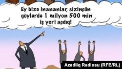 Azərbaycan işsizləri [karikatura]